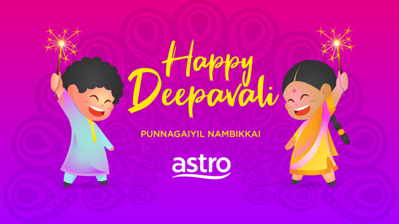 New Premieres for Deepavali on Astro