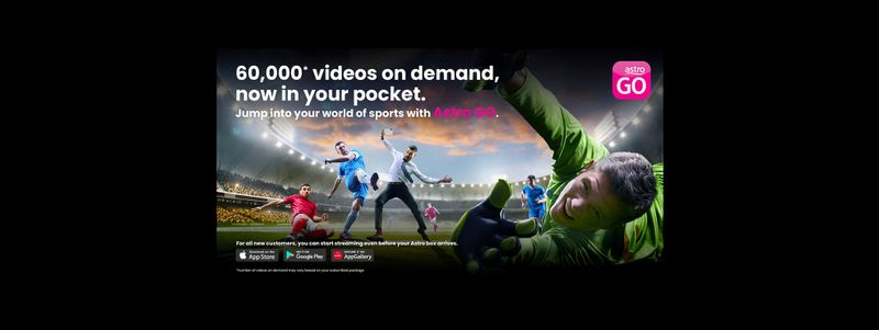 60,000 Videos On Demand, Now in Your Pocket