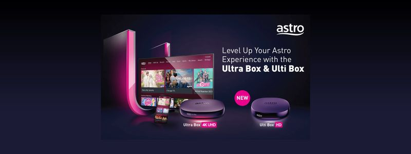 Astro launches Ulti Box, offering new connected HD experience