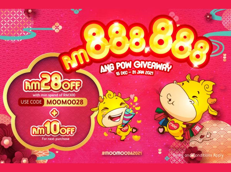 Go Shop's CNY MOOMOODA campaign offers prizes worth RM23,888